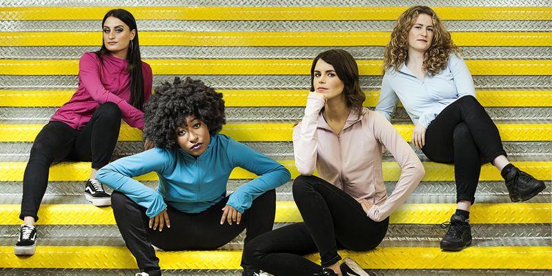 Riot Girls, Channel 4