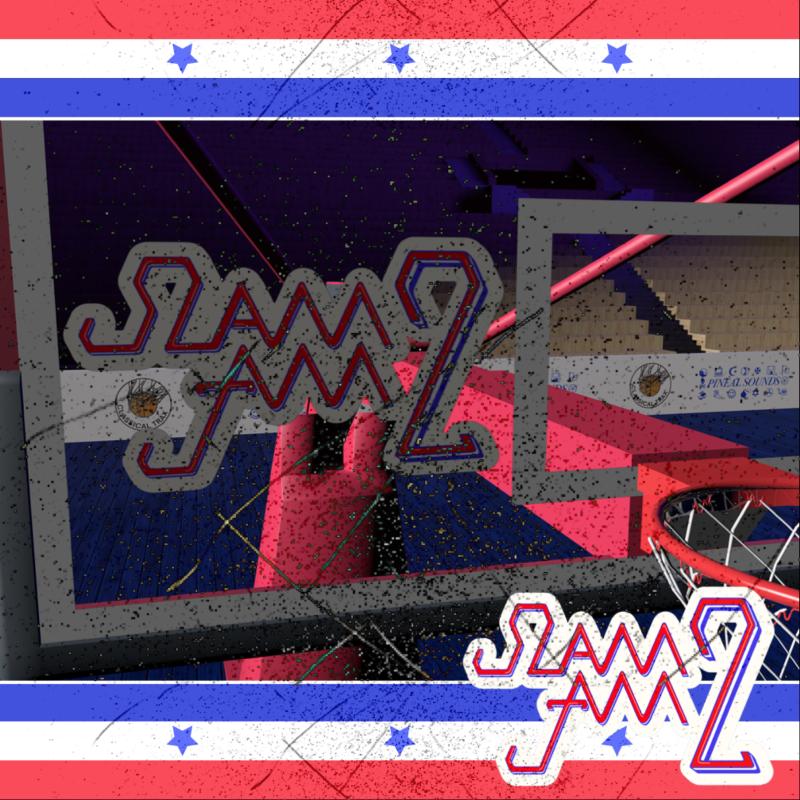 Album Artwork for 'Slam Jam Volume 2'