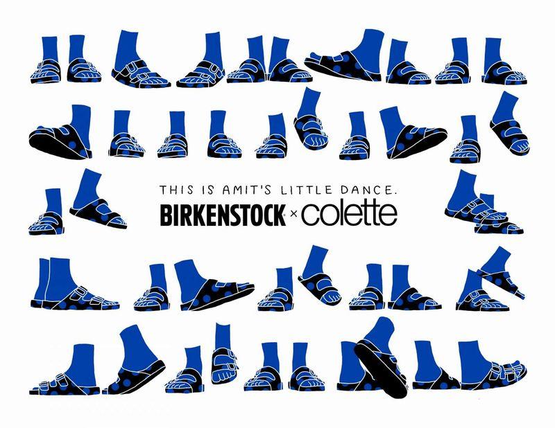 LITTLE DANCE FOR BIRKENSTOCK