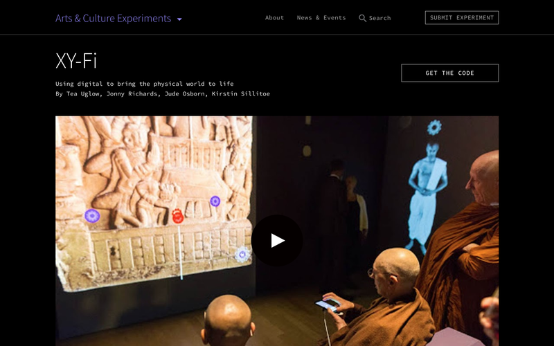 Virtual Pilgrimage at the British Museum