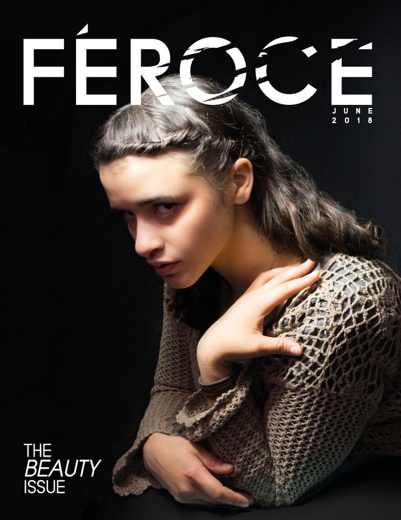 Mari for Feroce Magazine
