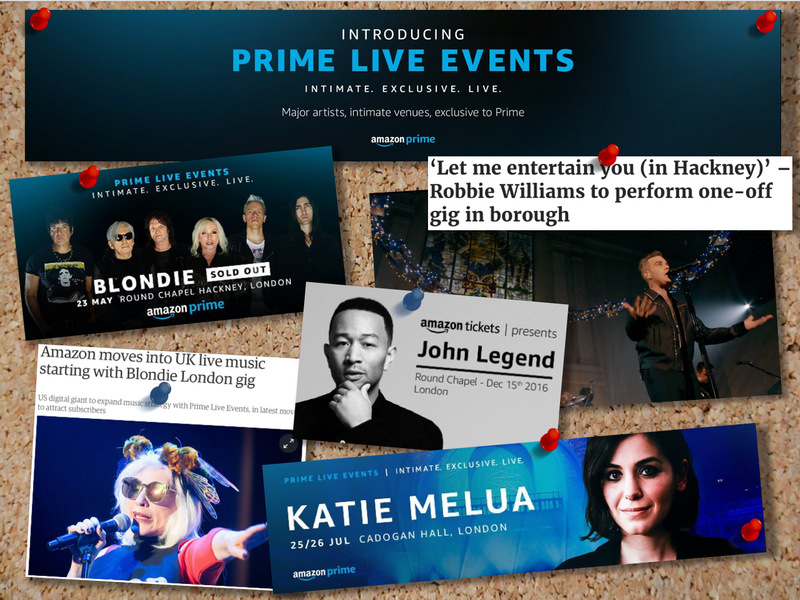 Prime Live Events - Amazon.co.uk