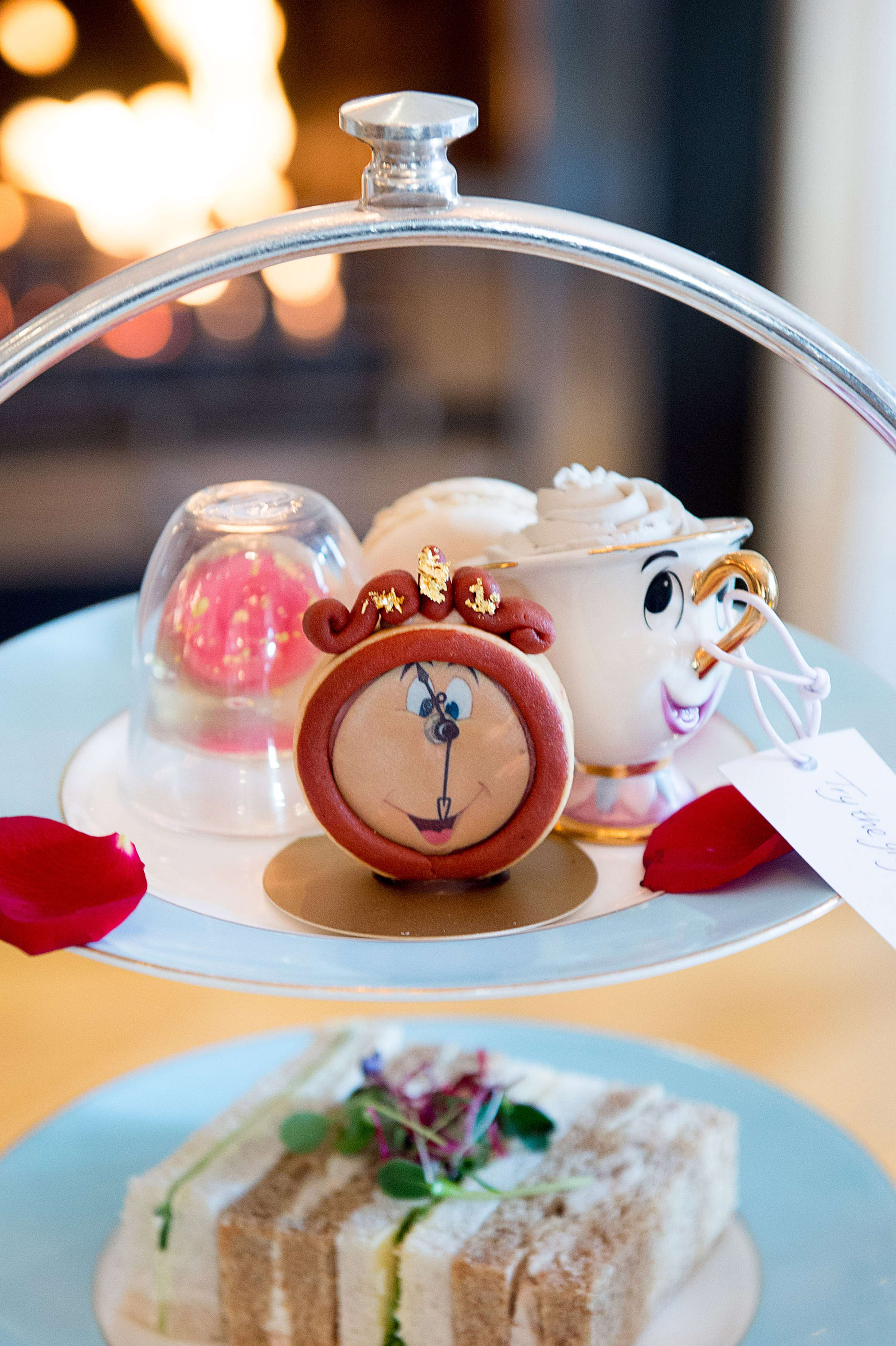 Tale As Old As Time Afternoon Tea At The Kensington The Dots