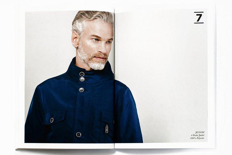 Morley Menswear Graphic Design & Branding