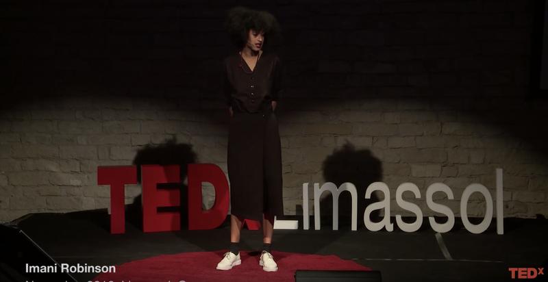 No single issue struggle: making all black lives matter | Imani Robinson | TEDxLimassol