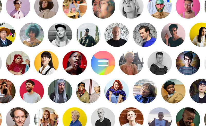 Meet 100 LGBT+ Trailblazers Redefining the Creative Industry