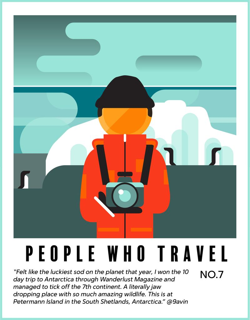 PEOPLE WHO TRAVEL