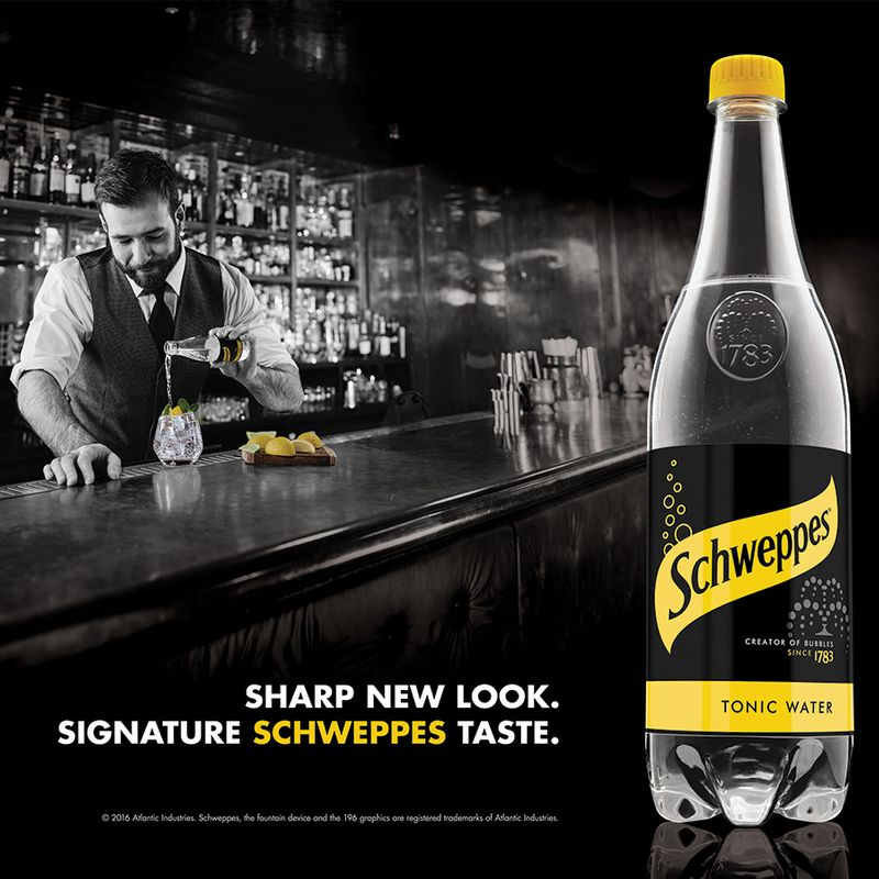 Schweppes: Mix Your Way