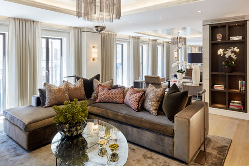 Interior Styling: Mayfair
