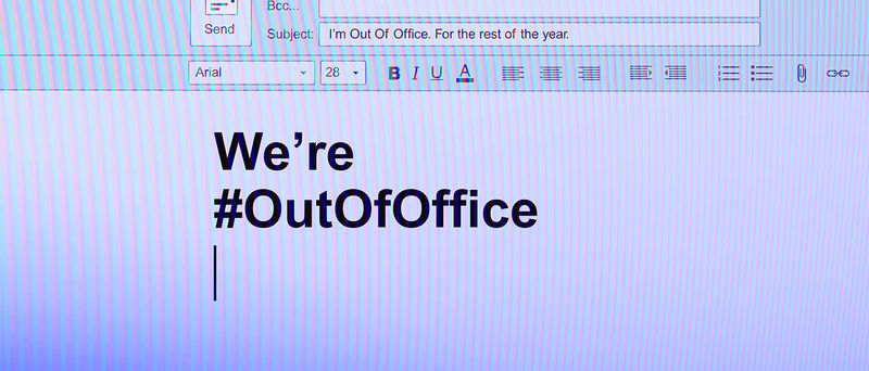 Out Of Office Campaign - Women's Equality Party