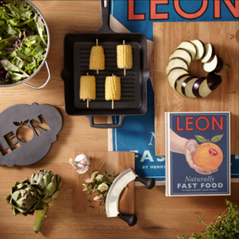 Product & Food Styling: LEON
