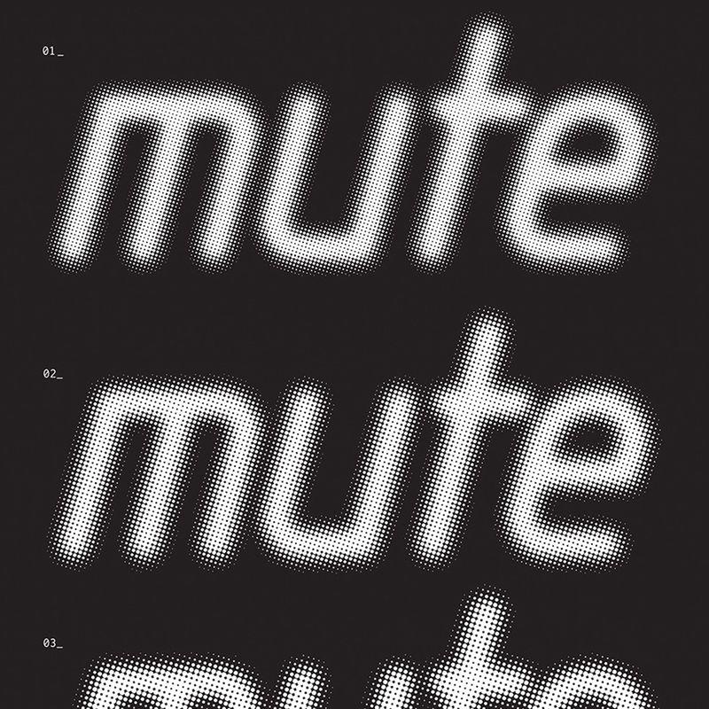 Mute Records / Brand Evolution / Merchandise / 2018