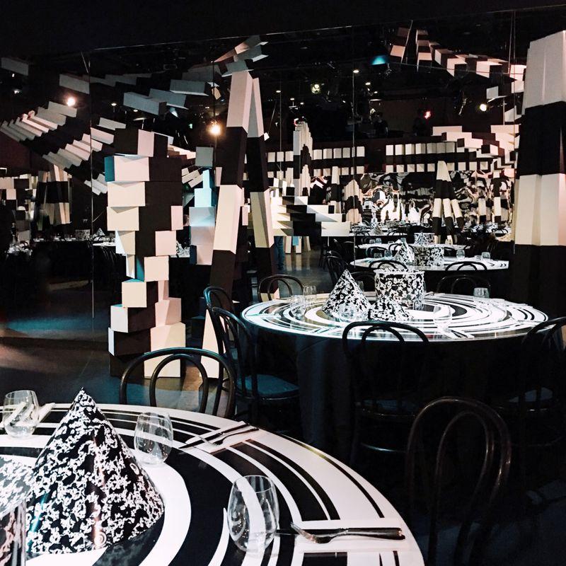 Sensory - Restaurant Design