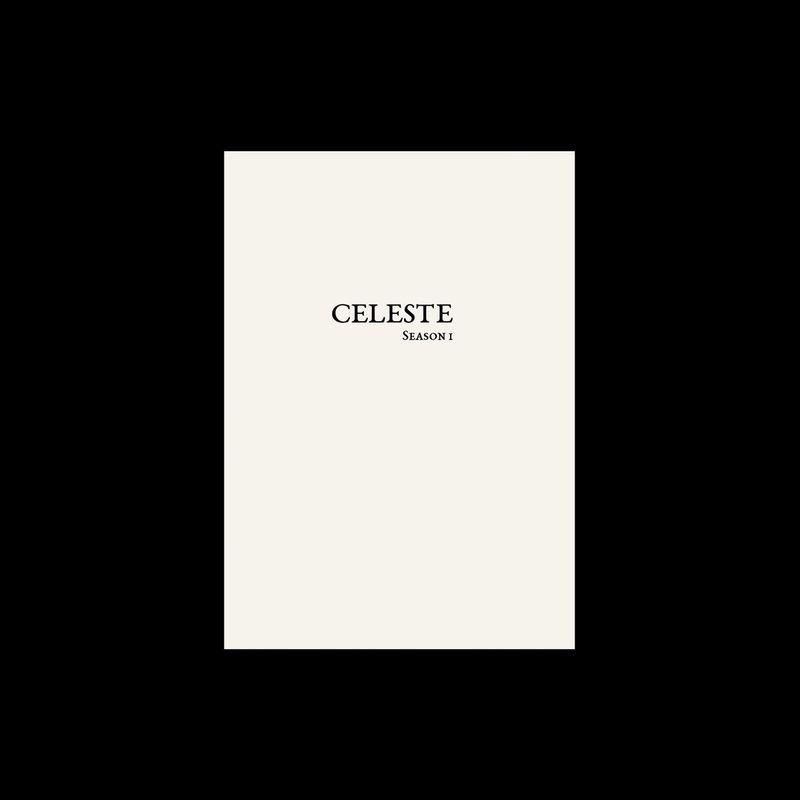 Celeste clothing lookbook