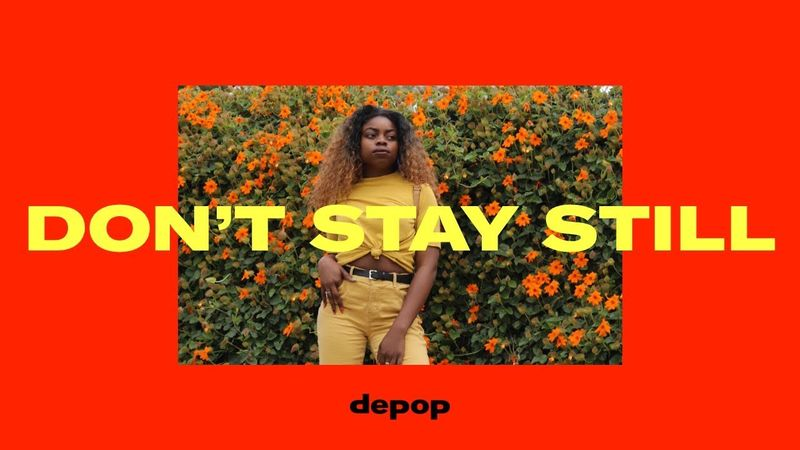 Depop Advert shot in Los Angeles