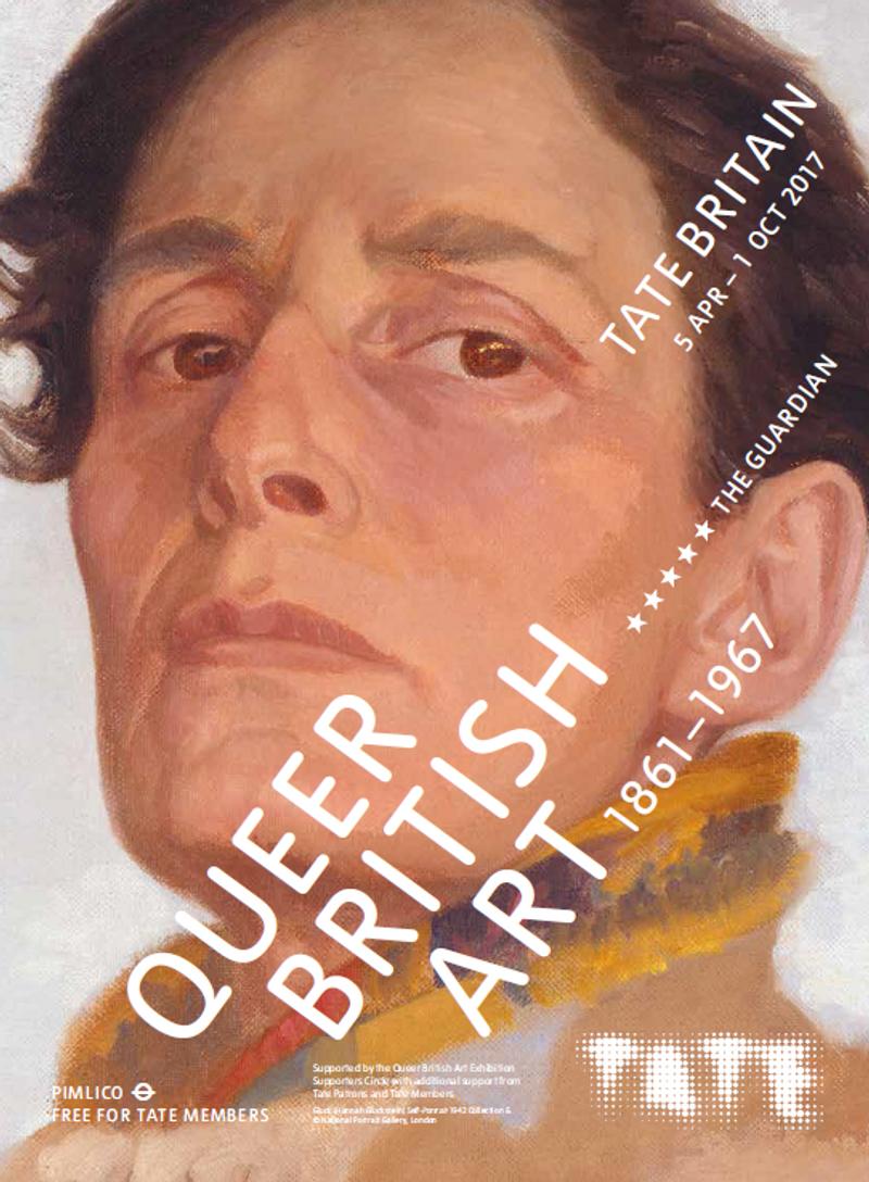 TATE: QUEER BRITISH ART 1861–1967
