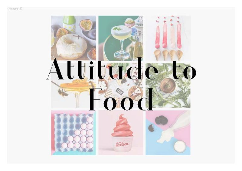 Attitude to Food (University Project)