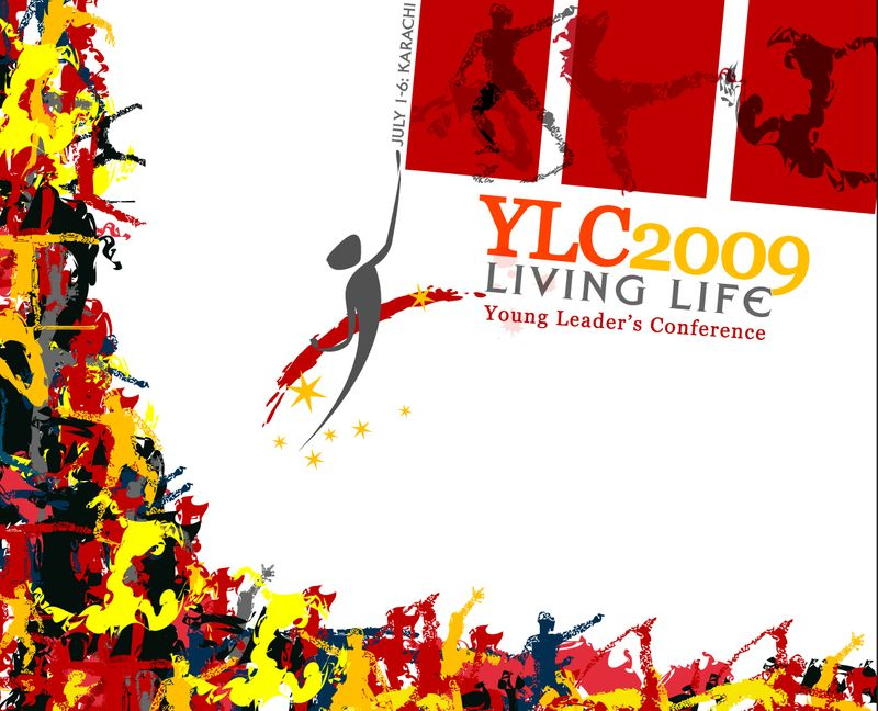 Young Leaders Conference - Concept & Design