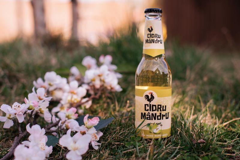 Cidru Mandru - social posts spring 2018