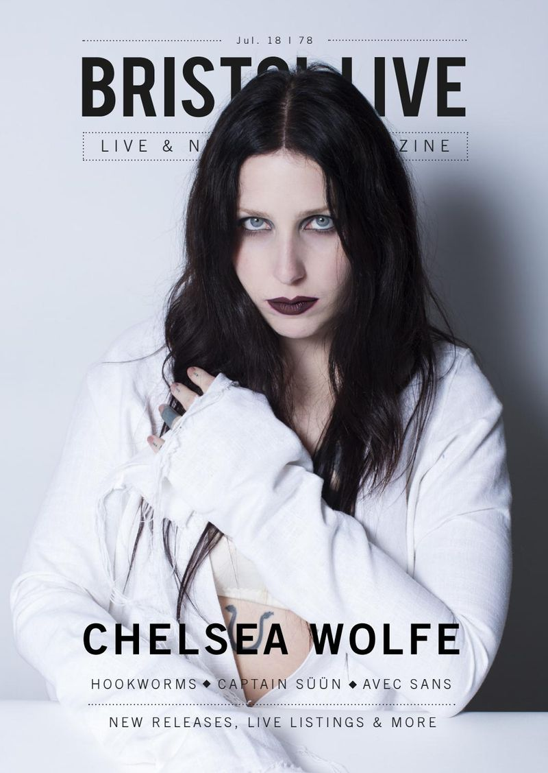 Chelsea Wolfe Cover Feature