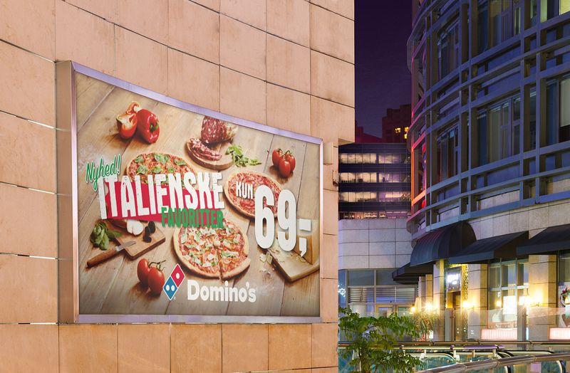 Domino's Pizza - Italian Favorits