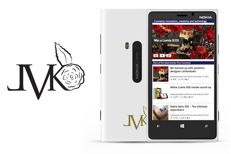 LeiVanKash Jewellery X Nokia Collaboration