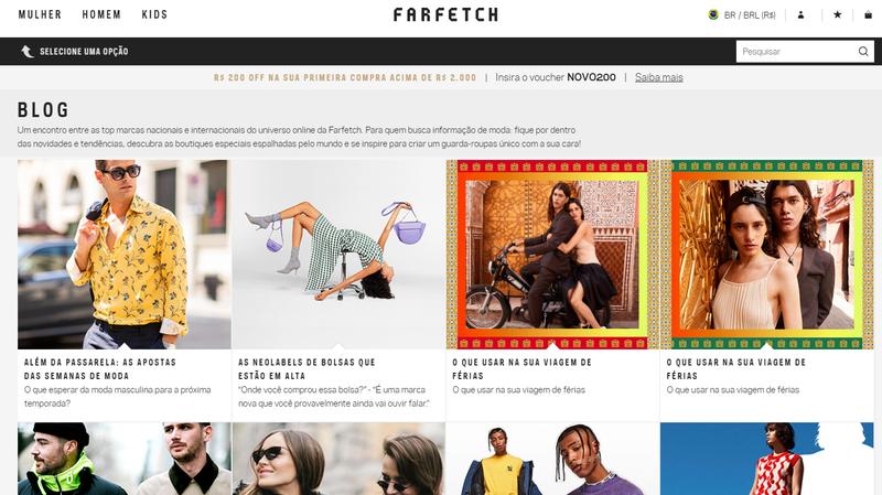 Farfetch Brazilian Style Guide