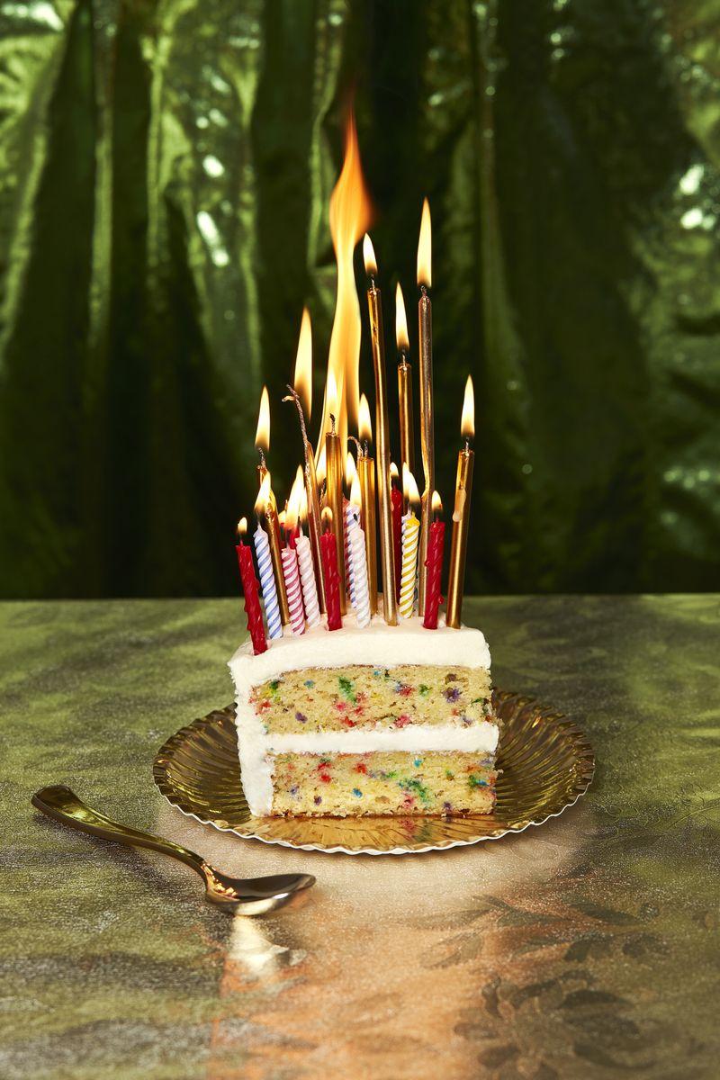 Birthday Cake // Photographer: Ellis Parrinder