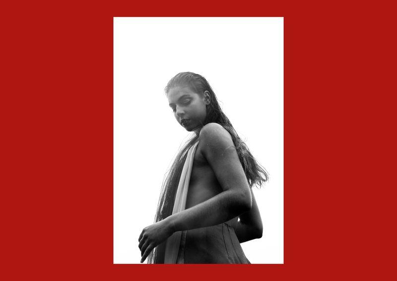 Womenswear Editorial - RED