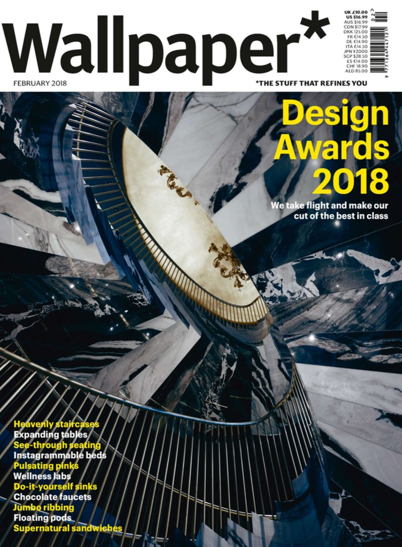 Wallpaper* Design Awards 2018
