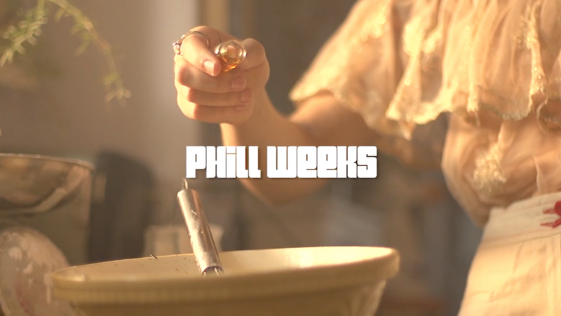 Phill Weeks You Want My Love