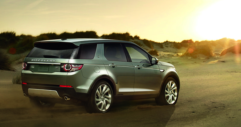 Land Rover: New Discovery Sport