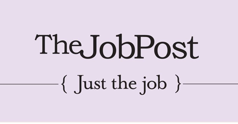 TheJobPost: Just the Job