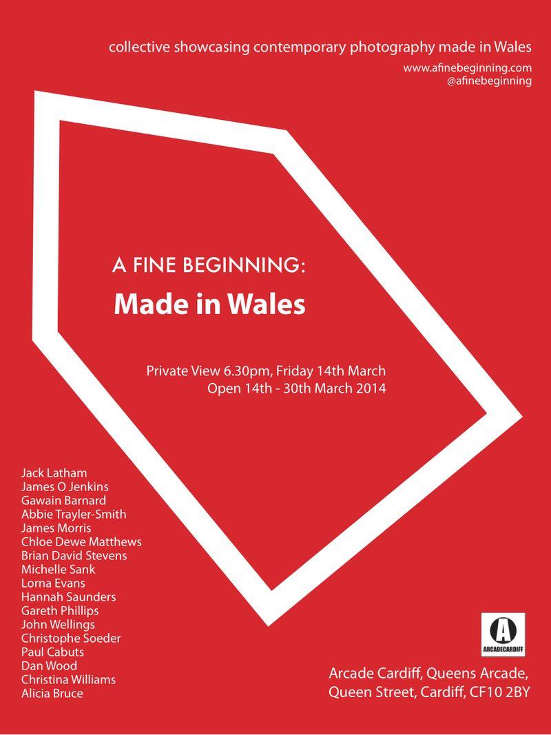 A Fine Beginning: Made in Wales, Cardiff & Colwyn Bay