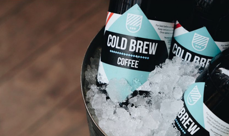 Cold Brew Branding - Department of Coffee