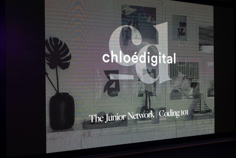 ChloéDigital Coding Class