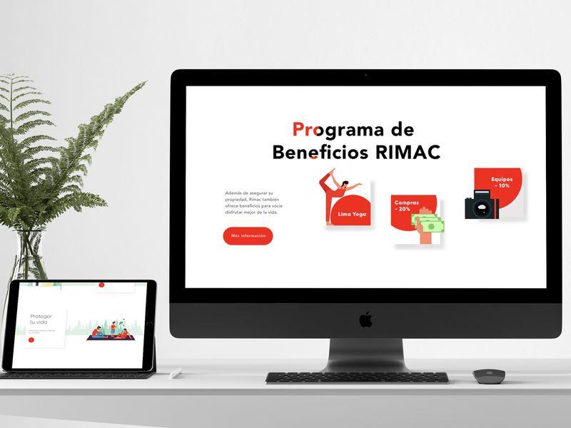 Rimac Redesign