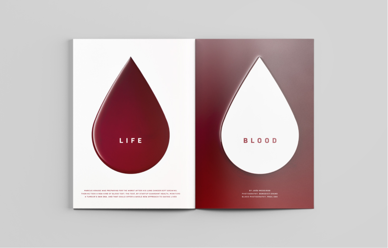 WIRED Editorial Design
