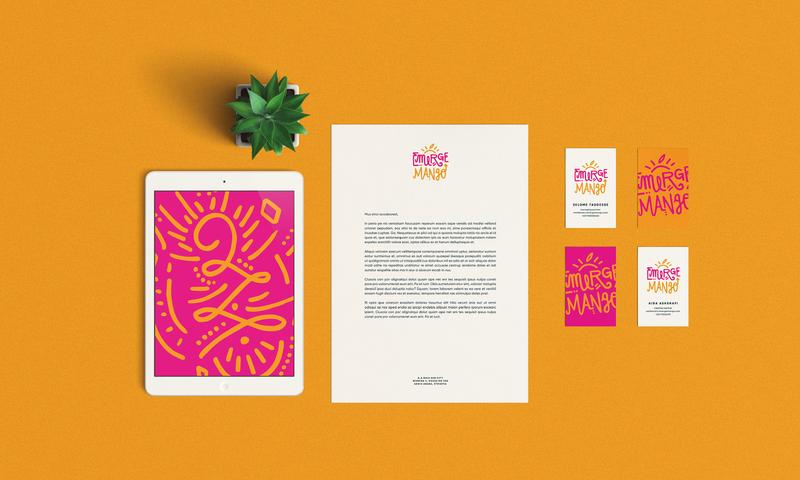 Emerge Mango - Brand Identity