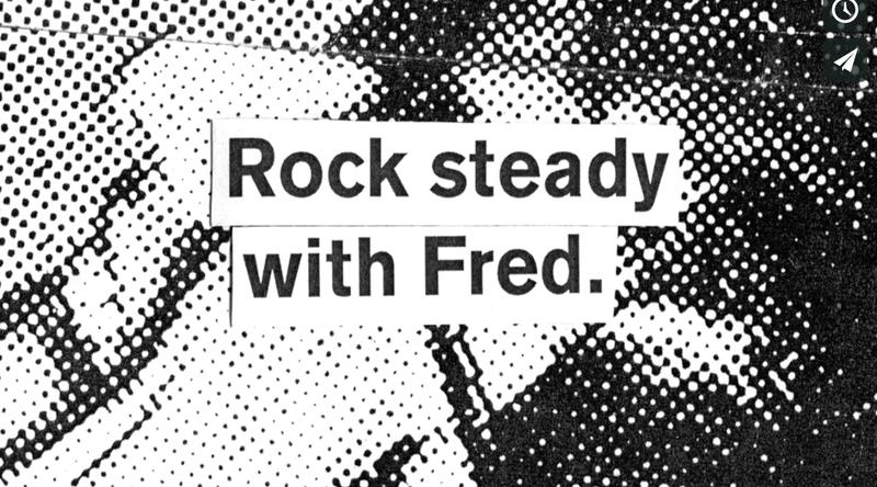 Fred Perry x John Cooper Clarke