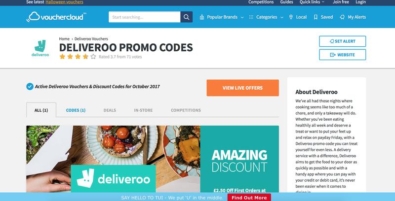 Deliveroo food photography (online ads)