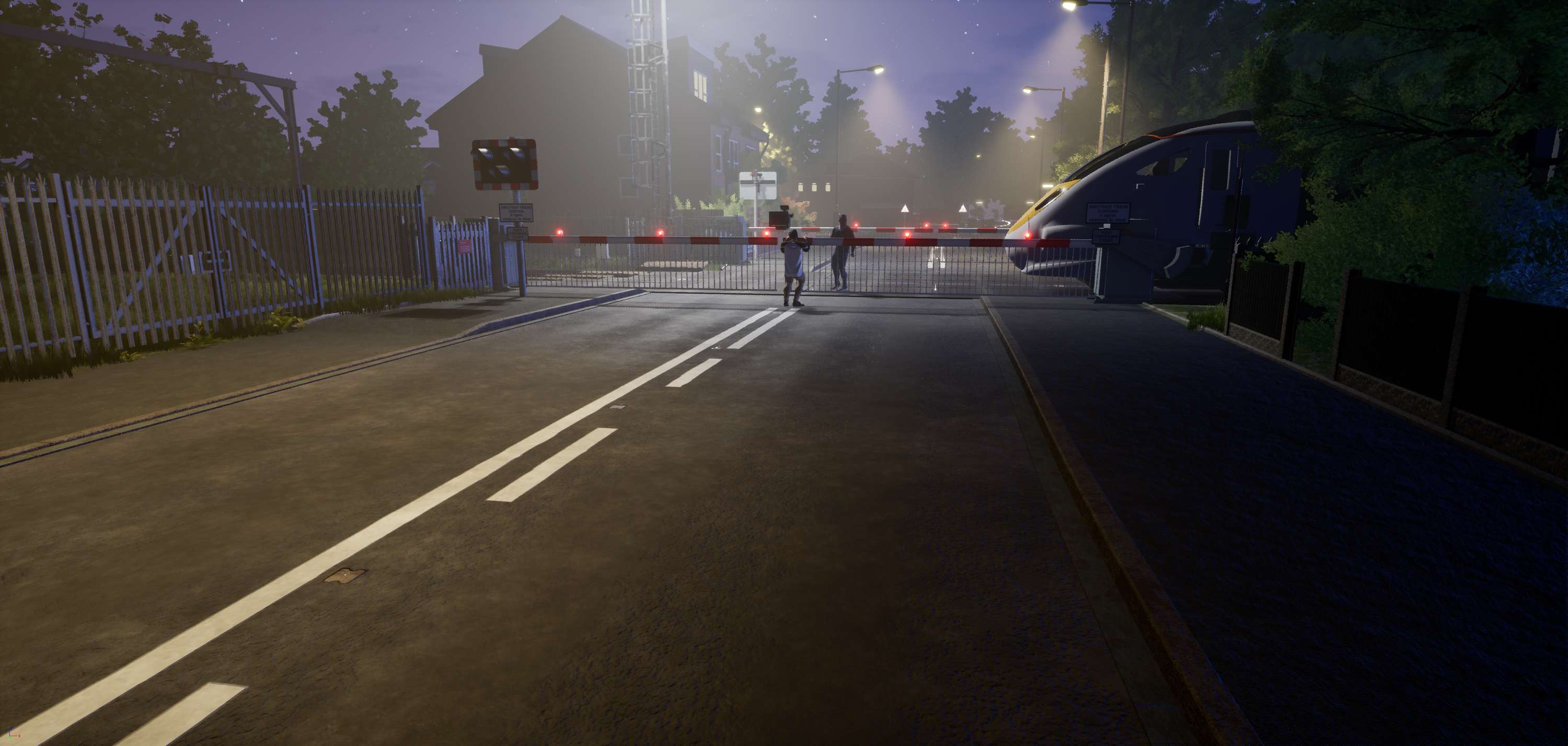 Network Rail - Virtual Reality Films Trailer screenshot, by EON Reality