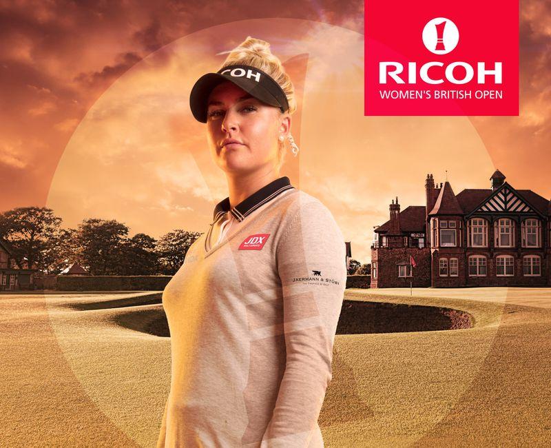 Ricoh Women's British Open 2018 Campaign