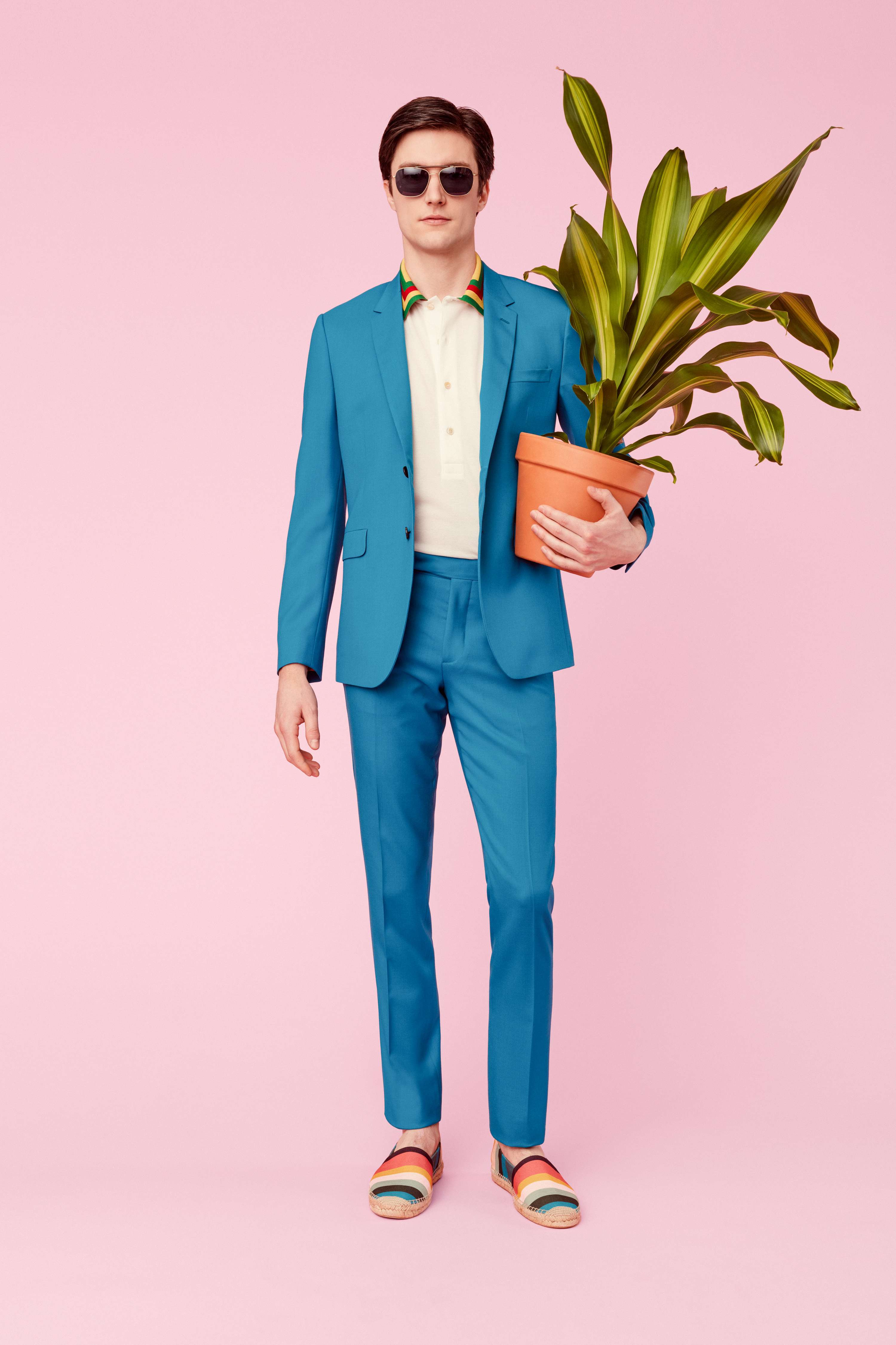 Paul Smith Wedding Suit Guide SS17 | The Dots
