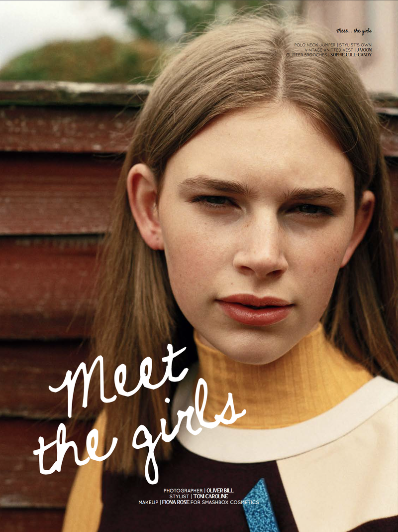 Meet the Girls X Zeum Magazine
