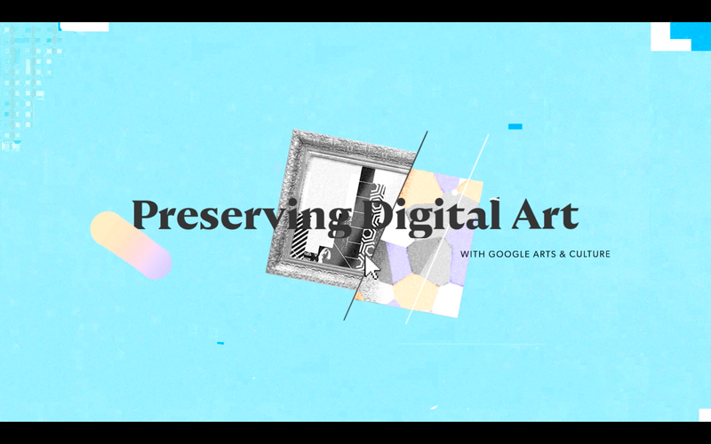 Preserving Digital Art