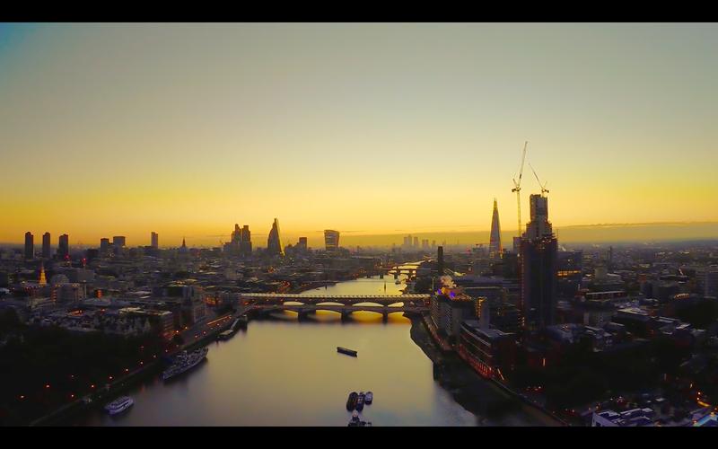 A love letter to London - Garden Bridge
