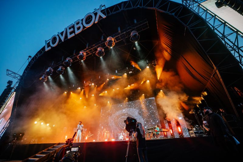 LOVEBOX, 2018