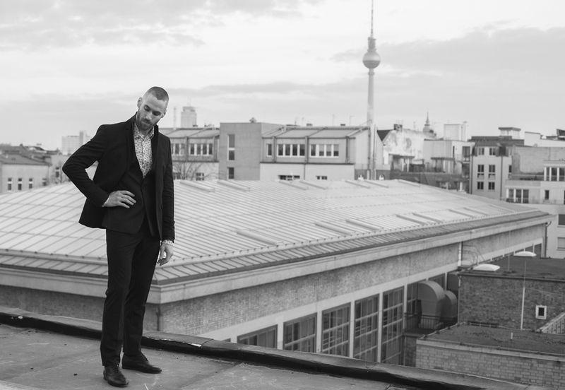 Lucio Vidal for L'Uomo Vogue