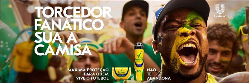 Rexona-World Cup Fans